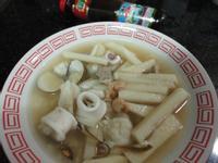 [李錦記舊庄特級蠔油125週年]...竹筍海鮮湯飯