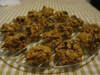 堅果葡萄乾燕麥餅乾