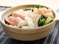 [Serena 上菜]日式鮭魚味噌小火鍋