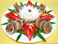 【李錦記舊庄特級蠔油125週年】蠔油薑汁墨魚飯