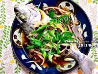 【可拉的鏡頭】豆鼓蒸石鯽魚