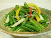 ♥憶柔蔬食♥涼拌清涼美人腿舞菜豆~素食