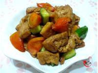 [李錦記舊庄特級蠔油125週年]蠔孜味燒豆腐
