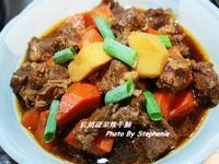紅燒蔬菜燉牛腩