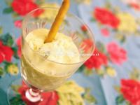 123真簡單香草冰淇淋(免冰淇淋機)