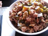【烹飪】瓜仔肉燥-小朋友喜愛的學校營養午餐與自助便當菜的終極超強版!