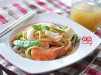 【Classico義遊味境】海鮮白醬義大利麵