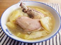 有心食譜:苦瓜鳳梨燉雞湯
