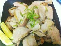 香煎檸檬松阪豬