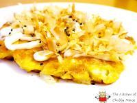 大阪麻糬燒「桂冠夏至涼拌」