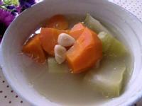 《九陽上菜》佛手瓜甘筍蜜棗排骨湯