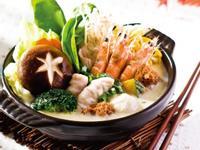《九陽上菜》豆漿火鍋