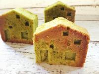 抹茶蜂蜜戚風蛋糕 Matcha & Honey Chiffon Cake