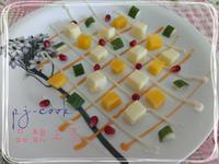 【桂冠夏至涼拌】芙蓉豆腐花園