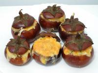 焗烤紫光圓茄子