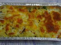 【焗烤上桌】Classico義大利麵醬-香濃白醬