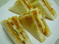 felicine|南瓜地瓜起士蛋三明治