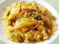 【厚生廚房】鹹蛋炒苦瓜