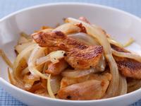 低熱量輕食》雞胸肉炒洋蔥