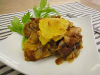 有心食譜:鳳梨蜜醬烤雞