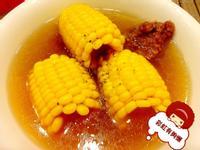 [彩虹有夠懶]玉米排骨湯