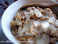 煉乳養樂多冰沙麥米片