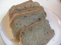 《eagle的廚房》湯種黑芝麻土司-麵包機