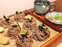 清涼爽口-日式蕎麥涼麵