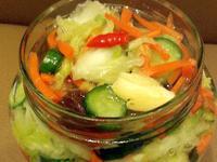 台式梅子泡菜