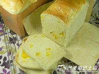 ㄚ曼達的廚房~椰奶芒果土司