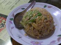 高麗菜紫米蛋炒飯