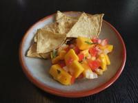墨西哥料理-芒果莎莎醬