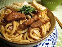 京醬燒肉拌麵