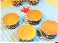 蜂蜜杯子蛋糕   [無奶油,免泡打粉]