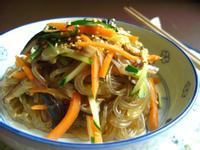 韓式蔬菜拌冬粉