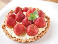 【七夕食譜】法式草莓塔