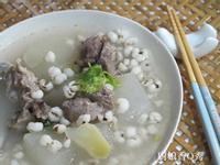 【廚娘香Q秀】冬瓜薏仁排骨湯