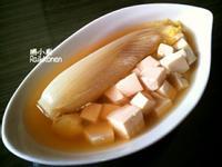 白菜味噌湯