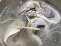 薑絲虱目魚肚湯
