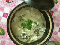 【❤小魔术料理❤】鱼头豆腐汤
