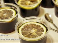 清涼消暑‧檸檬冬瓜茶凍