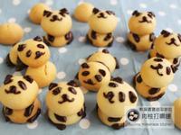 肉桂打噴嚏 熊貓寶寶造型餅乾