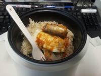 [辦公室料理] 豆腐辣魚飯