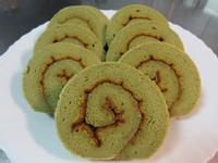 ▊綠茶蛋糕捲 ♥♥ ▊