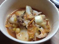 清冰箱韓式年糕湯