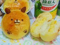 泰迪熊✿玉米布丁麵包_綠巨人黃金玉米鑽石規格