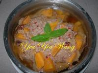 [料亭和露]紅麴地瓜蒸肉