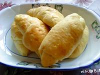 【烘培筆記】地瓜麵包捲~