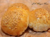 上海酥皮點心 - 蟹殼黃