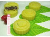 蓁料理♥冰心綠豆糕(紅豆口味)